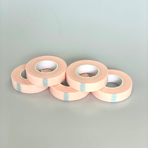 Micropore soft paper Tape pink