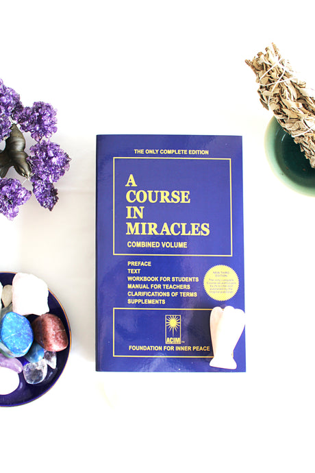 A Course In Miracles Mysterious Facts
