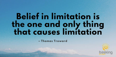 Thomas Troward Quote on the source of limitation