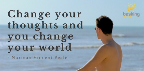 Norman Vincent Peale on changing your thoughts
