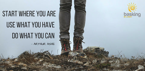 Arthur Ashe Inspirational Quote