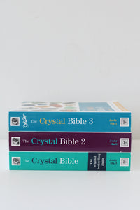 The Crystal Bible Series by Judy Hall