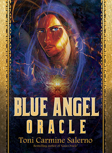 Blue Angel Oracle Cards by Toni Carmine Salerno