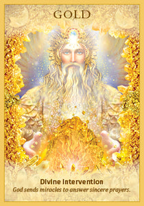 Crystal Angels Oracle Cards by Doreen Virtue