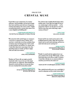 Crystal Muse, by Heather Askinosie and Timmi Jandro (Hardcover)