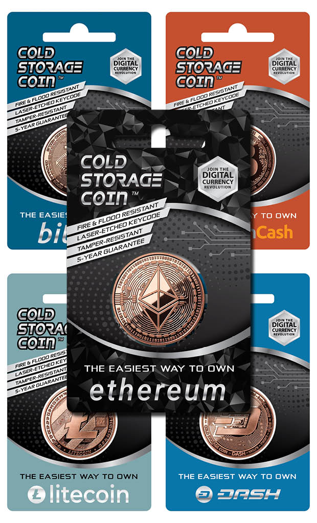 Cold Storage Coin Variety Pack