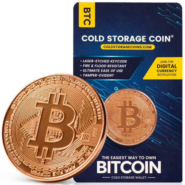 Bitcoin Cold Storage Wallet