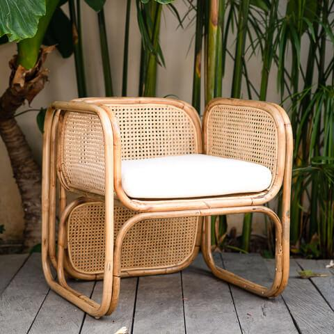 Rattan Lounge Chair_natural:ocean luxe