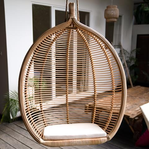 Ocean Luxe:Harrys Hanging Chair