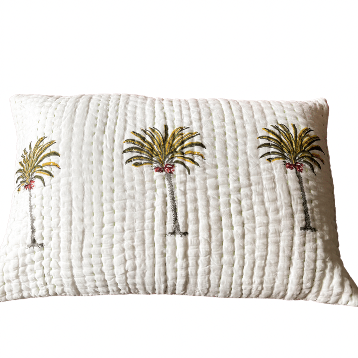 Palm Pillow Cases