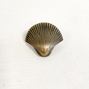 Sea Shell Knob: Ocean Luxe