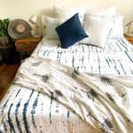 Avalon Bed Coverlet - Ocean Luxe