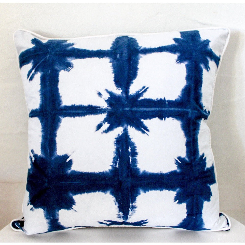 Ocean Luxe:Fingal Cushion