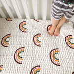 Pre Order - Rainbow Single Quilt