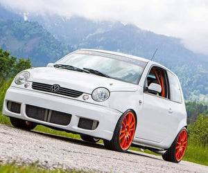 Double R32 VW Lupo on Nitrous