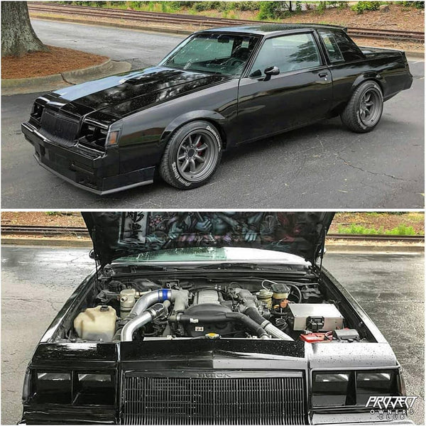 1JZ propelled Buick Grand National...