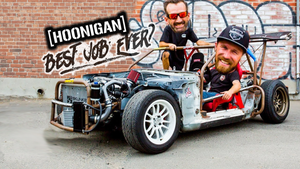 The Hoonigans - Best Job Ever