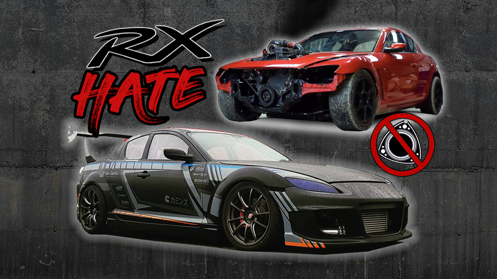 RX-Hate - The Cummins powered Drift Car