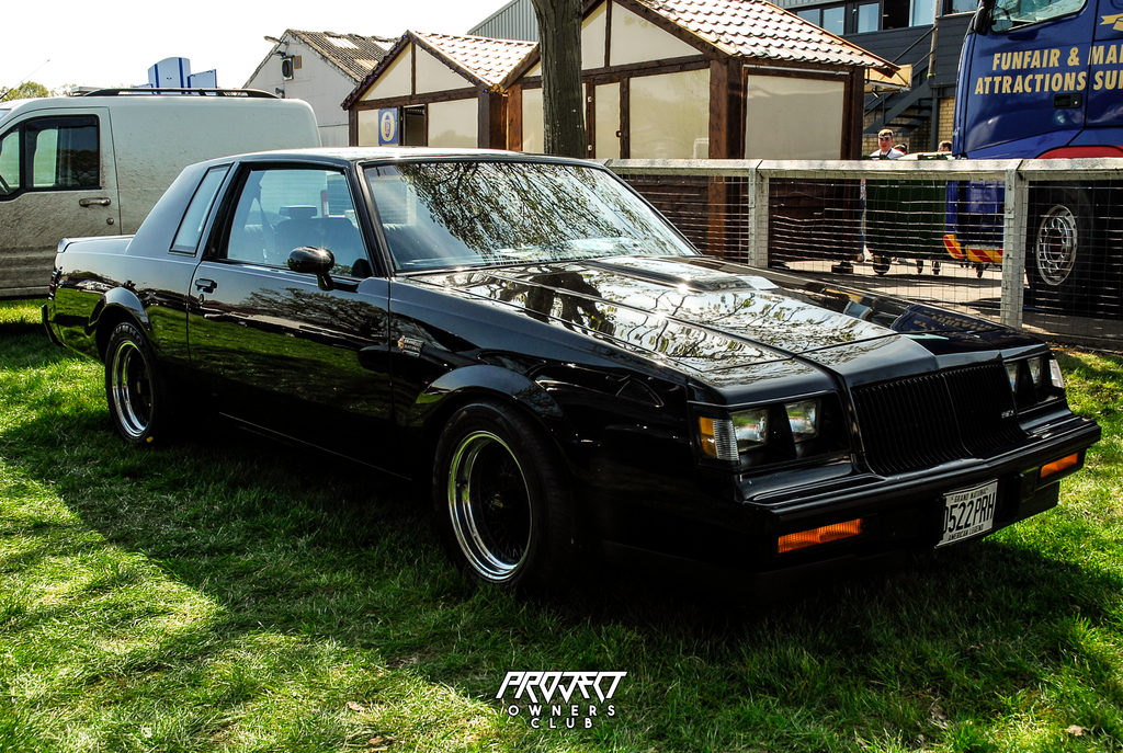 Buick grand National regal v6 american muscle hot rod classic car 2019
