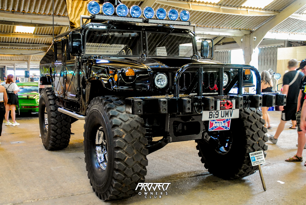 Hummer lifted 4x4 humvee modified nationals 2019