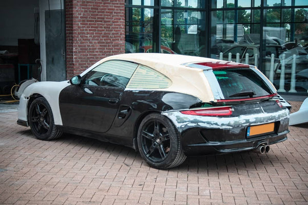 porsche custom shooting brake build thread