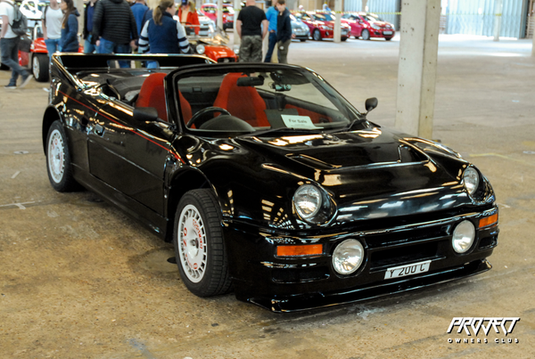 toyota mr2 kit car replica ford rs200