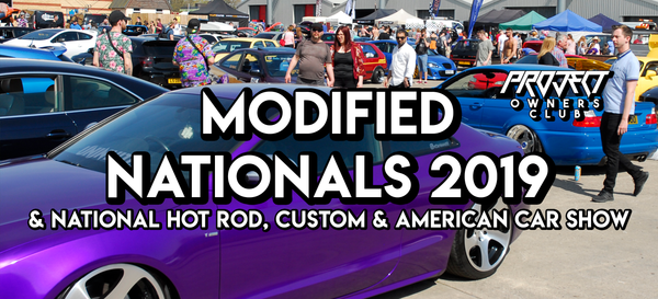 modified nationals 2019 National Hot Rod, Custom & American Car Show