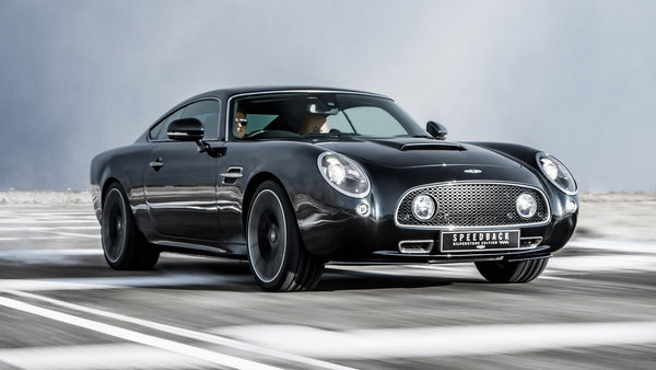 aston martin david brown speedback