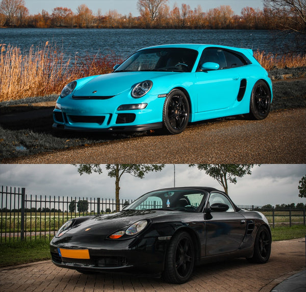 porsche boxster 986 conversion shooting brake