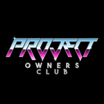 Ultra Violet - T-Shirt - Project Owners Club