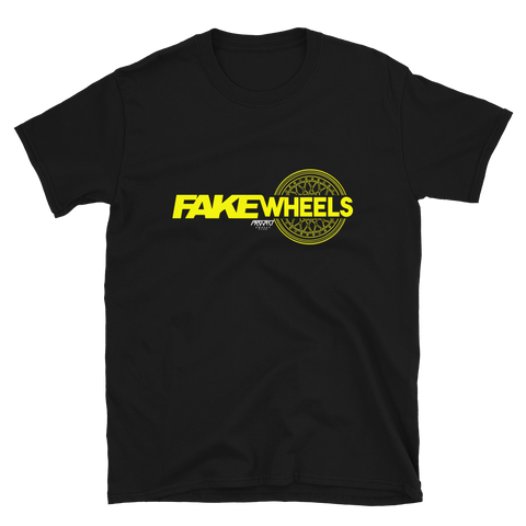 FAKE Wheels - T-Shirt - Project Owners Club