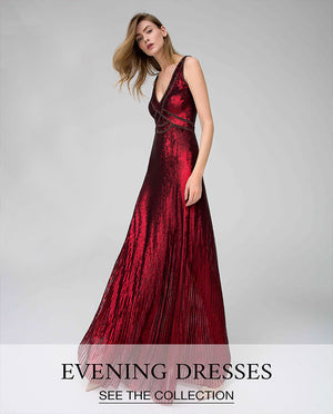 evening dress for women
