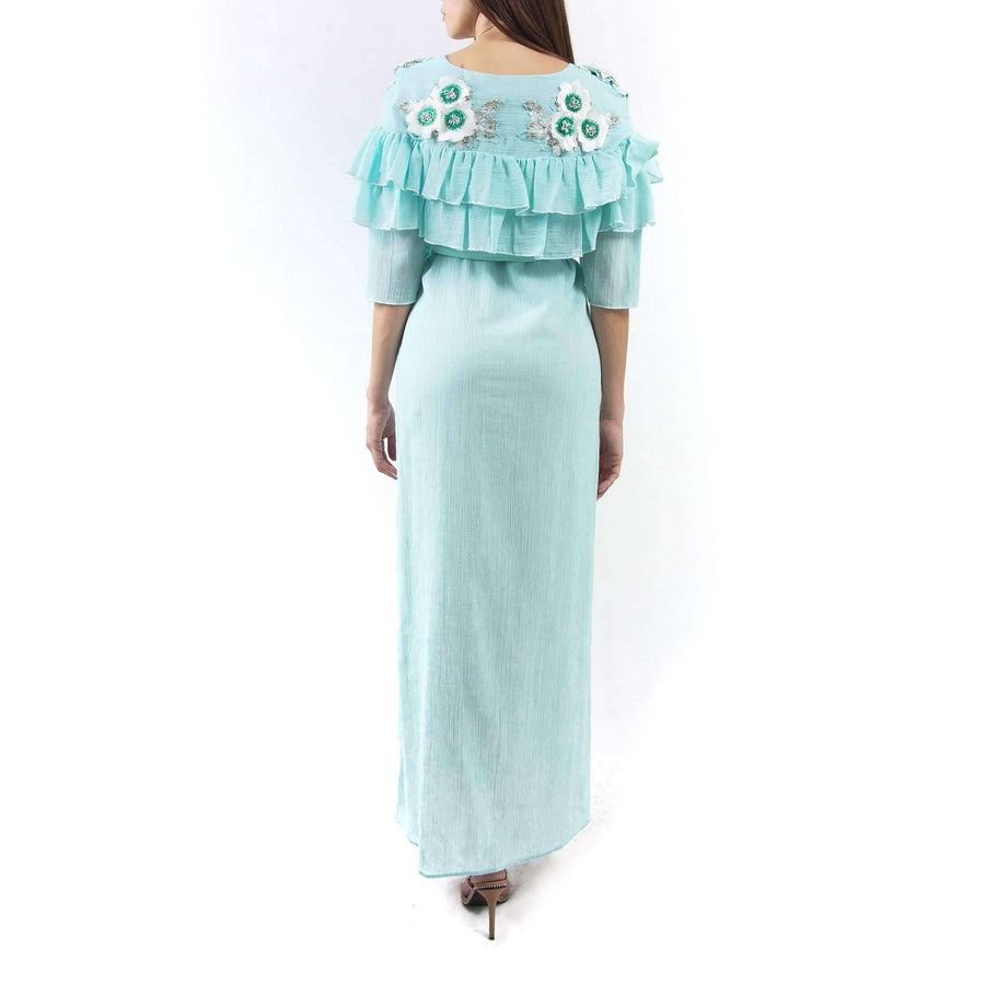 Daisy Katkat Belted Dress