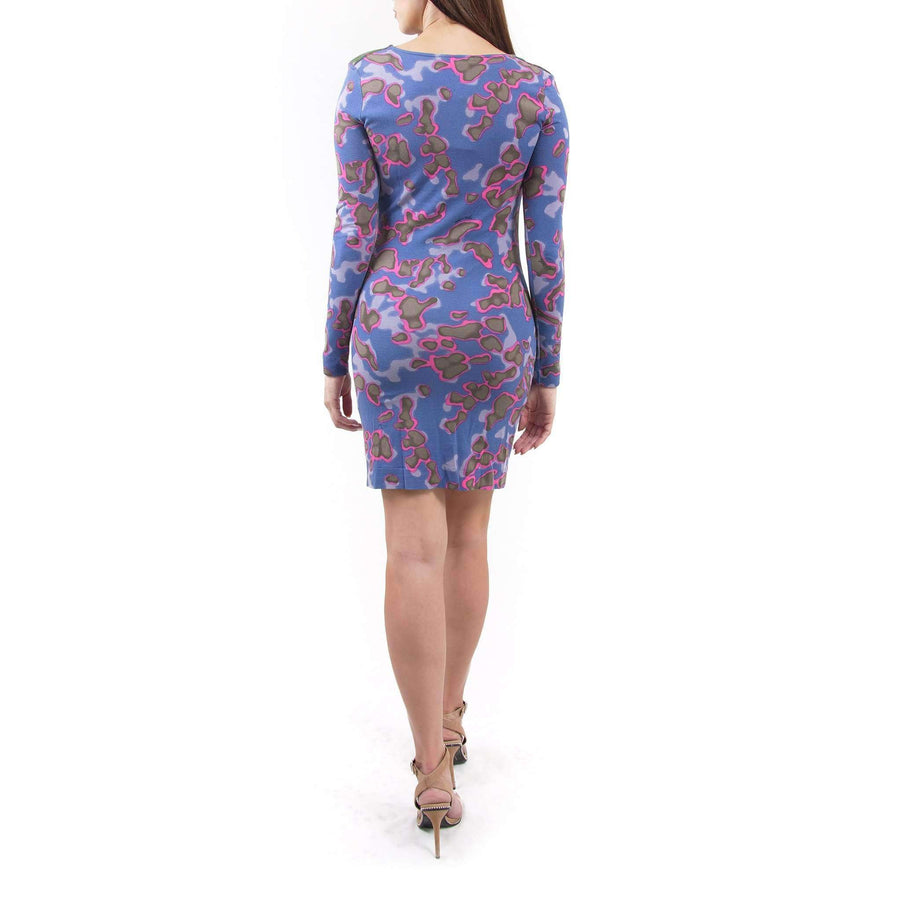 Wrap Effect Dress