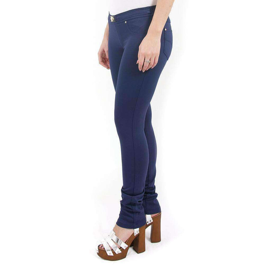 Stretch Jeans Style Leggings
