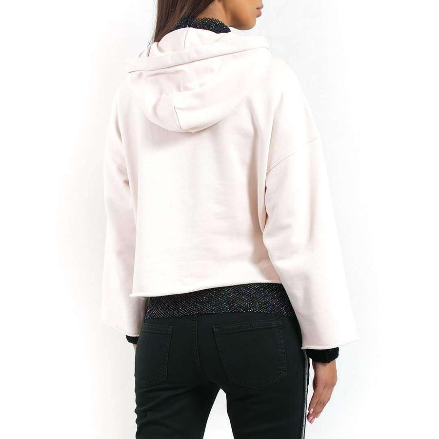 Pink Cotton Sweatshirt