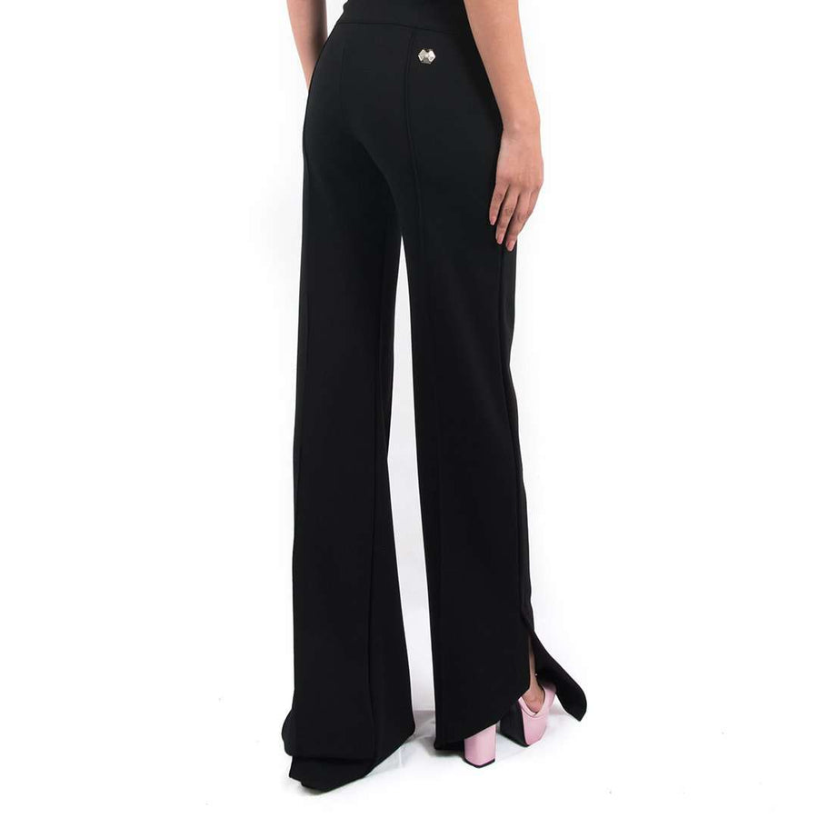 Long Flared Trouser
