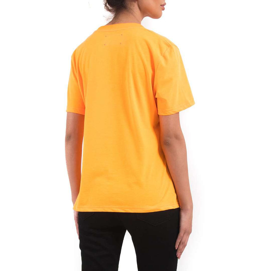 Alberta Ferretti Orange T-shirt