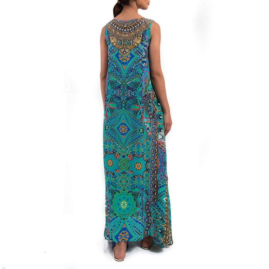 Inoa Kaftan Dress