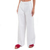 Tricot Chic White Cotton pants