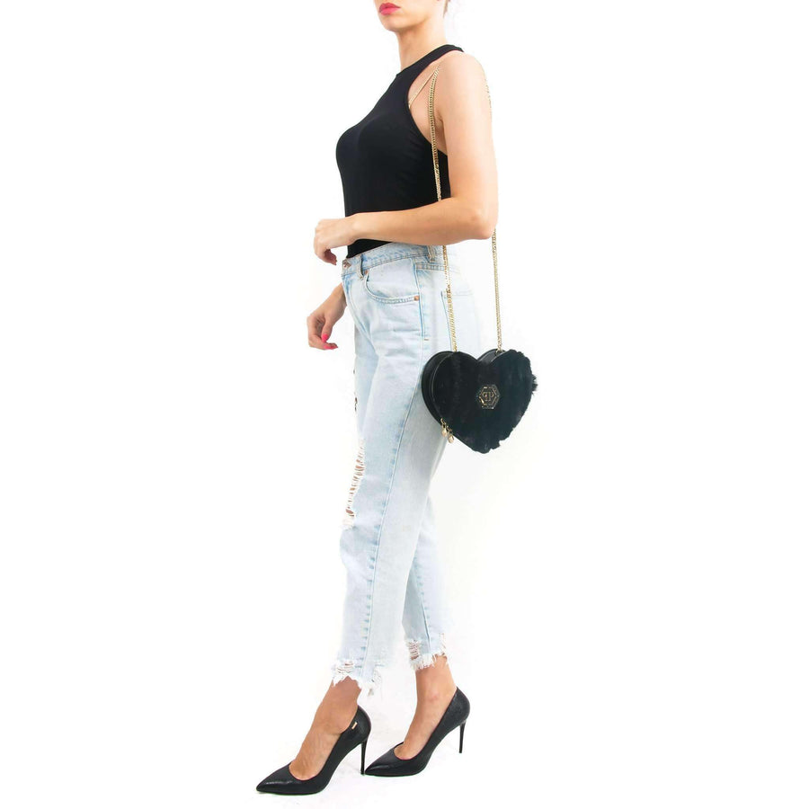 Esther Heart Shoulder Bag