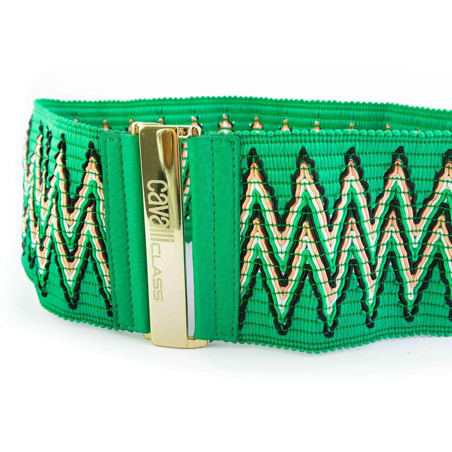 Striped Waist Belt