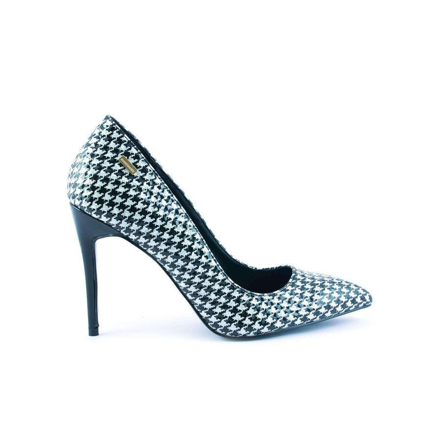 Checkered Stilettos
