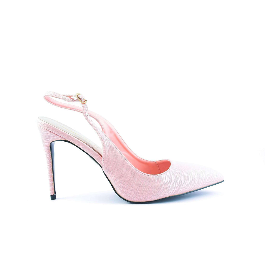 Light Pink Slingback Pump