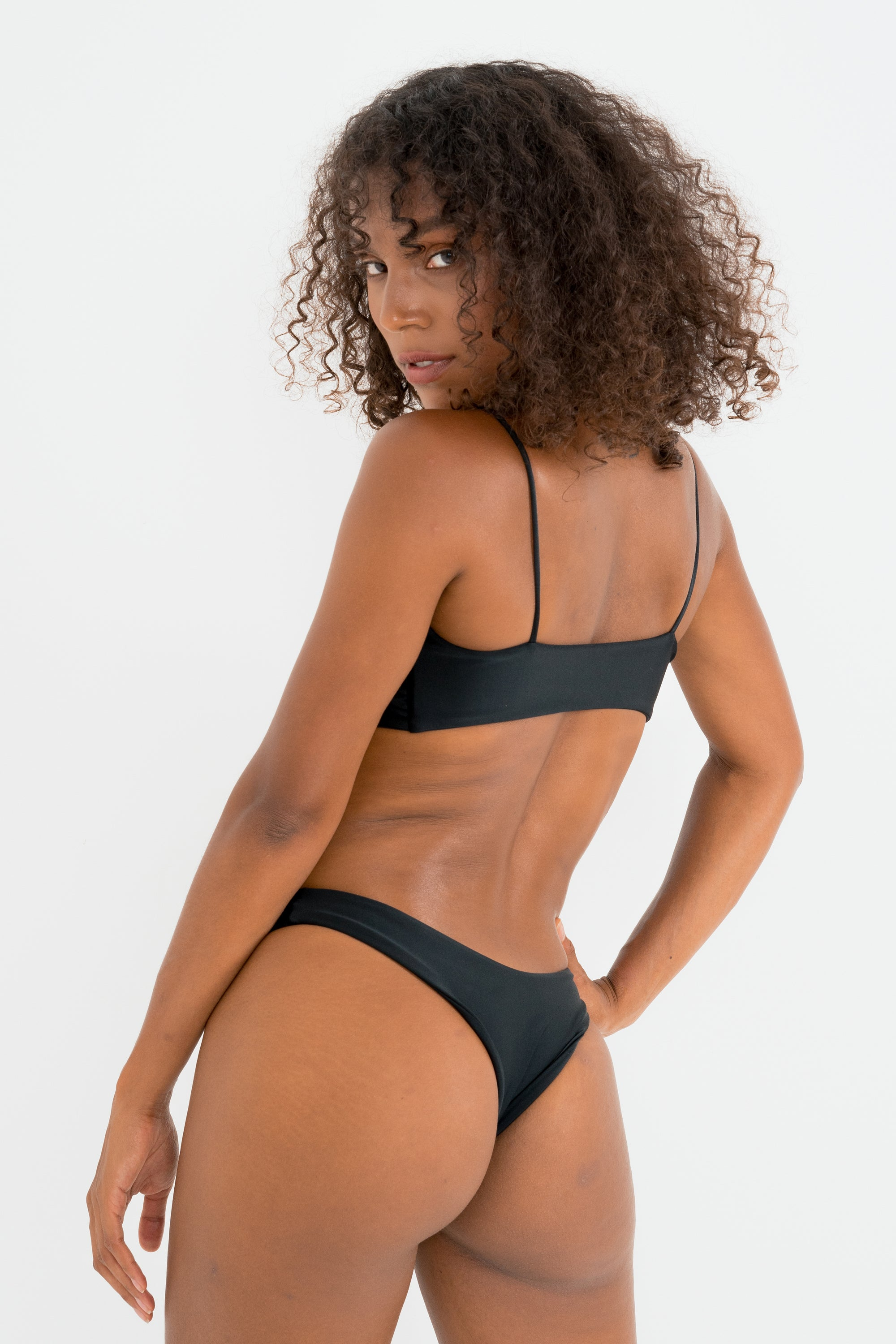 Luna Bottom - Black