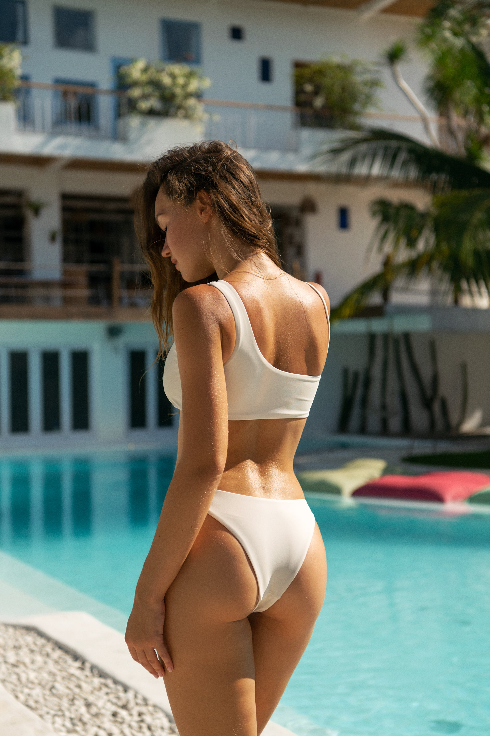 Lilo Bottom - Ivory