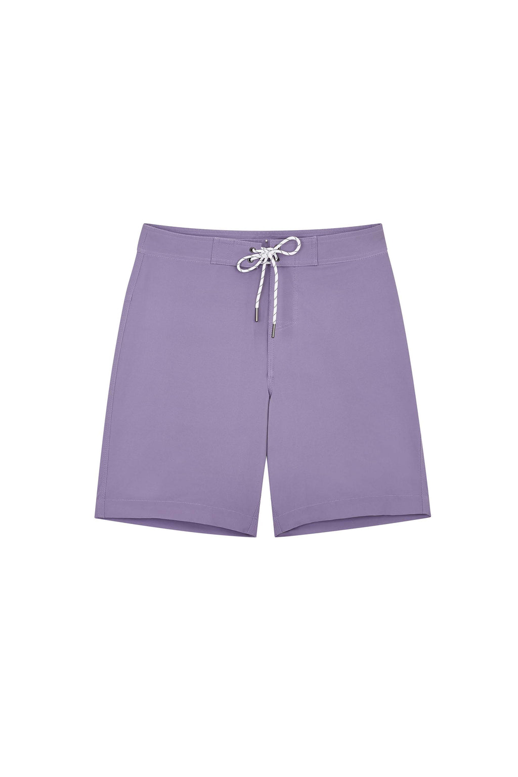 "Eddie Board Short 19"" - Dusty Lavender"
