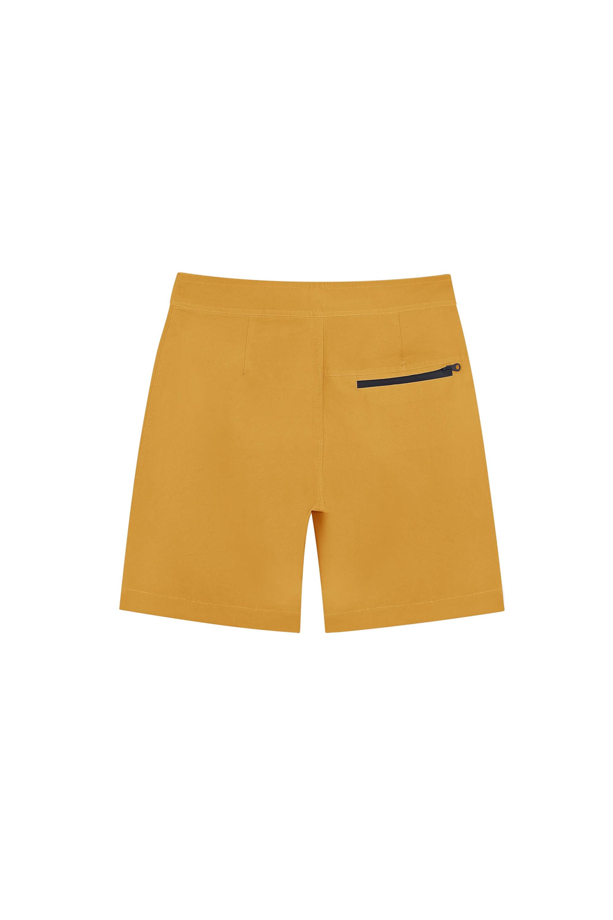 "Eddie Board Short 19"" - Mustard"