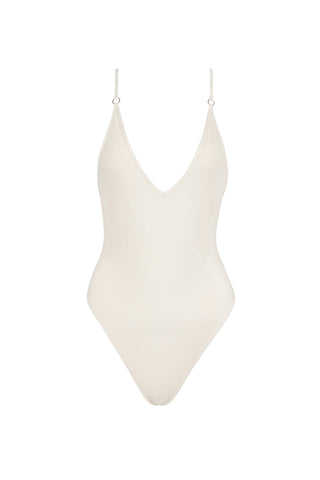 Barcelona One Piece - Ivory