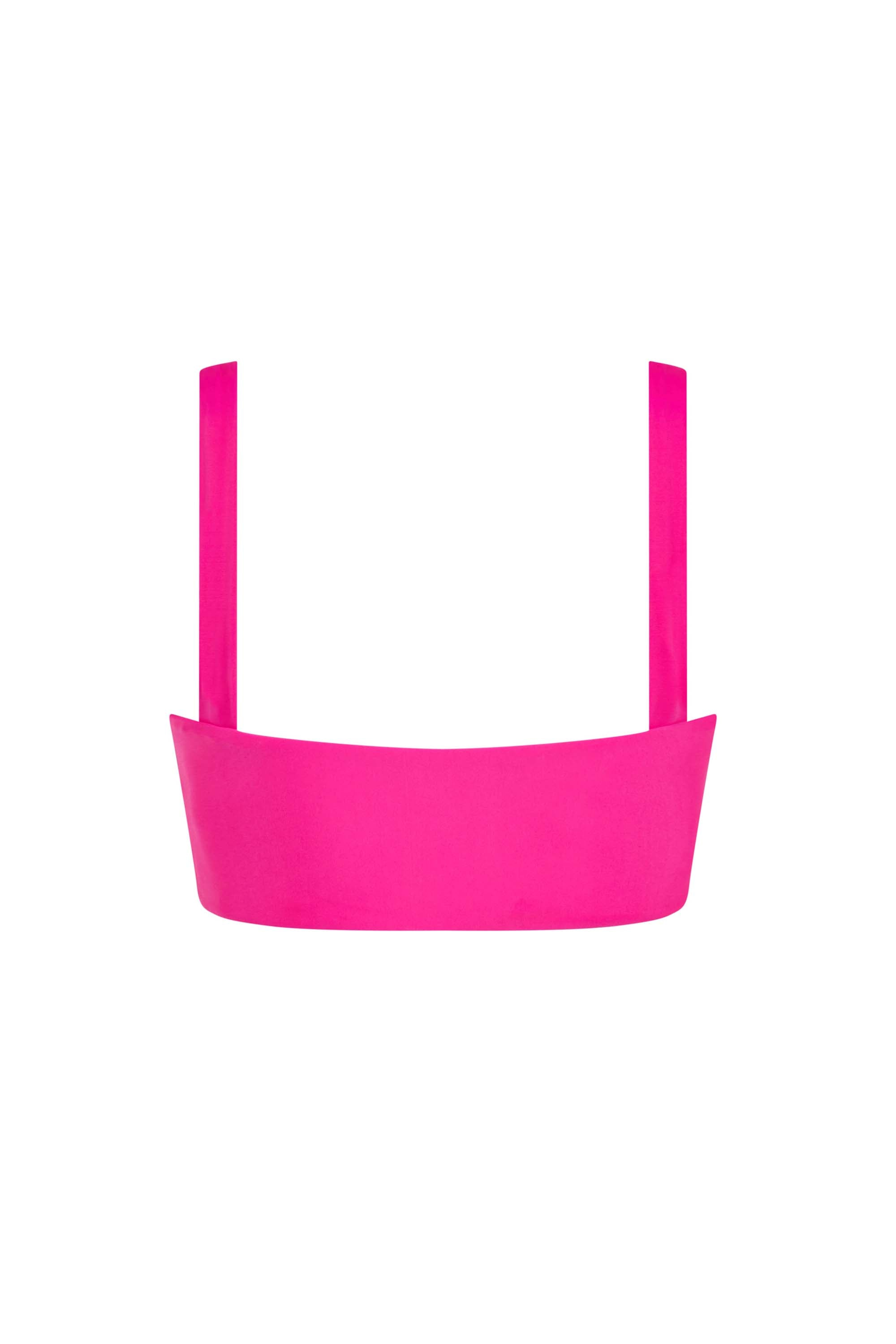 Miami Top - Neon Fuscia
